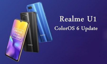 Realme U1 Realme 1 ColorOS 6 Update