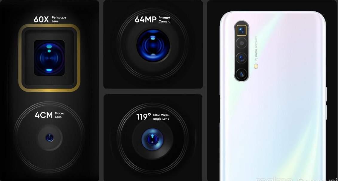 Camera Realme X3 And Realme X3 Superzoom Differences