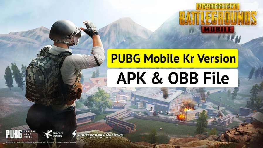 PUBG Mobile KR 1.3 APK + OBB Download Link Here