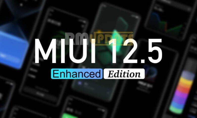 Redmi Note 9T 5G grabbing MIUI 12.5 Enhanced Edition globally